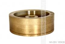 """Circle of NH-35W 100X35 for manual machine NH-35V (280 / V) quality """"A"""""""