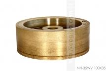 """Circle of NH-35WV 100X35 for manual machine NH-35V (180/280/V) quality """"A"""""""