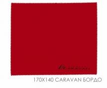 Microfiber cloth 170x140 Caravan