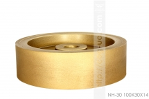 """Circle of NH-30 100X30X14 for manual machine NH-35V (180V) the quality of the """"A"""""""