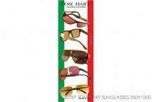 Poster Tom Hart sunglasses 350x1000