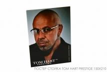 Poster stand Tom Hart prestige 150x210