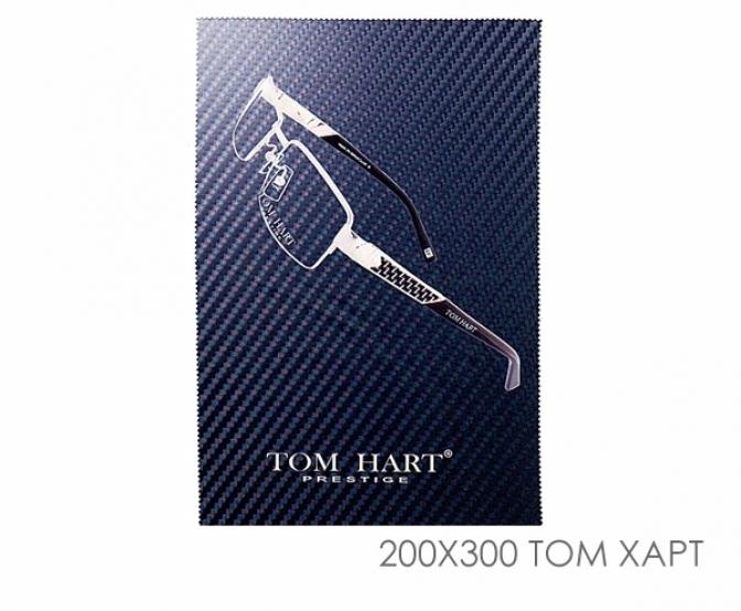 салфетка микрофибра 200х300 tom hart